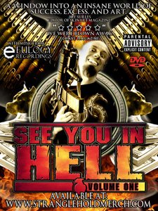 Signed 'See You In Hell Vol 1' Poster