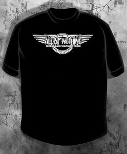 All Or Nothing Bentley Style T-Shirt