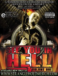 See You In HELL - Limited Edition. - WHOLESALE