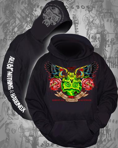 """Familia"" Hoodie - Click Image to Close"