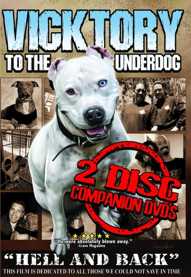 Vicktory to the Underdog companion Discs - Click Image to Close